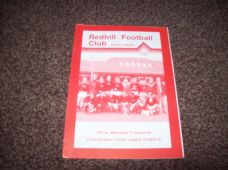 Redhill v Eastbourne United, 1992/93
